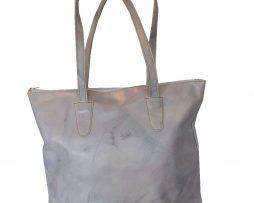 9077cadaa7f2 Exkluzívna ručne maľovaná kožená kabelka č.8637