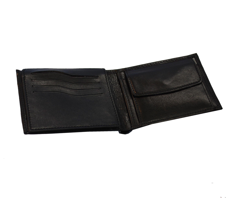 fe28f9f4ac Moderná kožená peňaženka z pravej talianskej kože