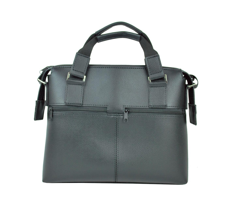 2c44b3aa59 Praktická bussines taška na notebook 8676 v čiernej farbe
