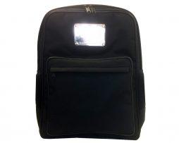 Tento krásny textilný ruksak láka svojim vzhľadom, dokonalou súhrou farieb, vzorom a taktiež aj ideálnou veľkosťou (2)