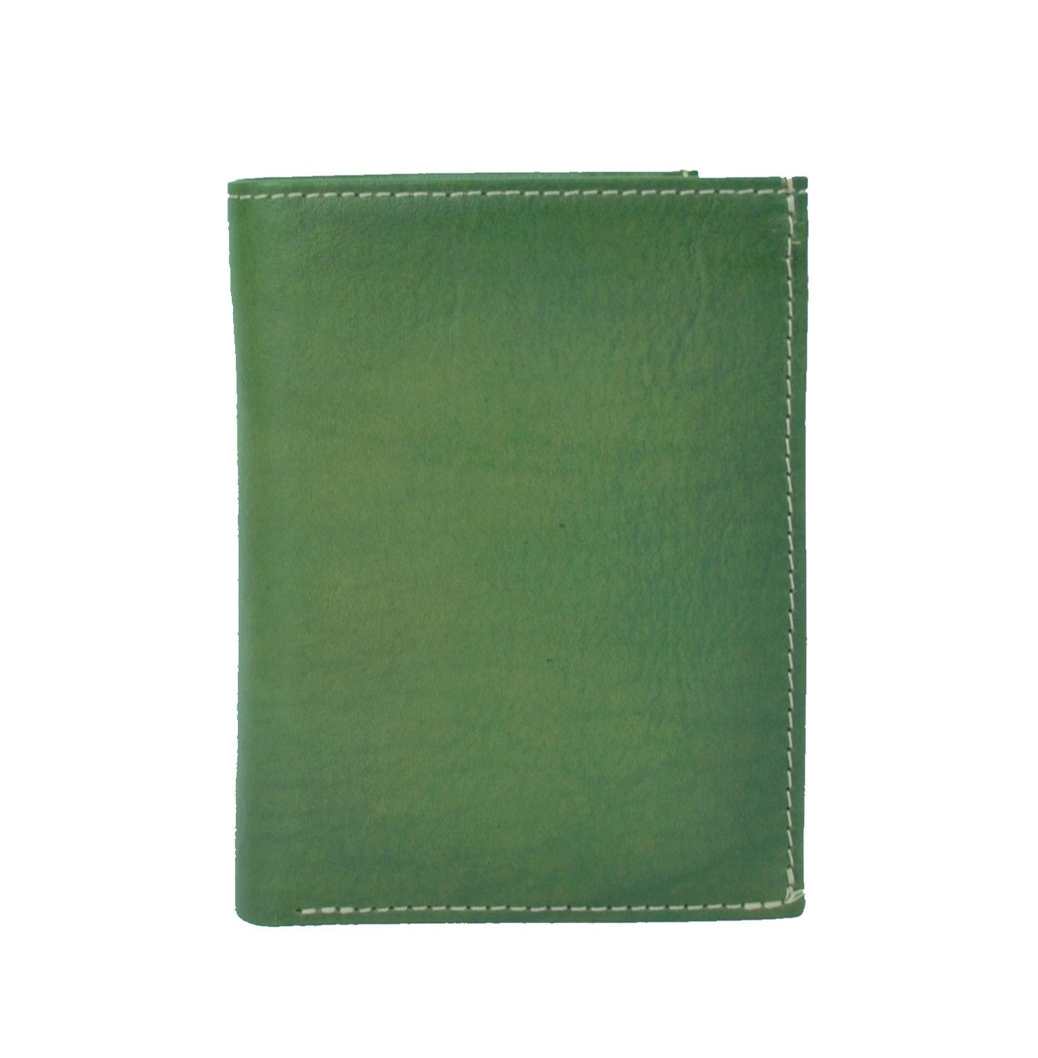 Luxusná kožená peňaženka č.8560 v zelenej farbe (3) · Luxusná ... ef62f67570d
