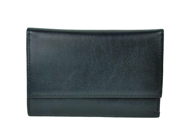 756a52dd4c Praktická kožená peňaženka vyrobená z prírodnej kože