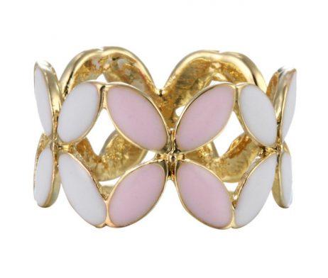 Dámska ozdoba v tvare ružových kvetín, šperk na šatku alebo šál (1)