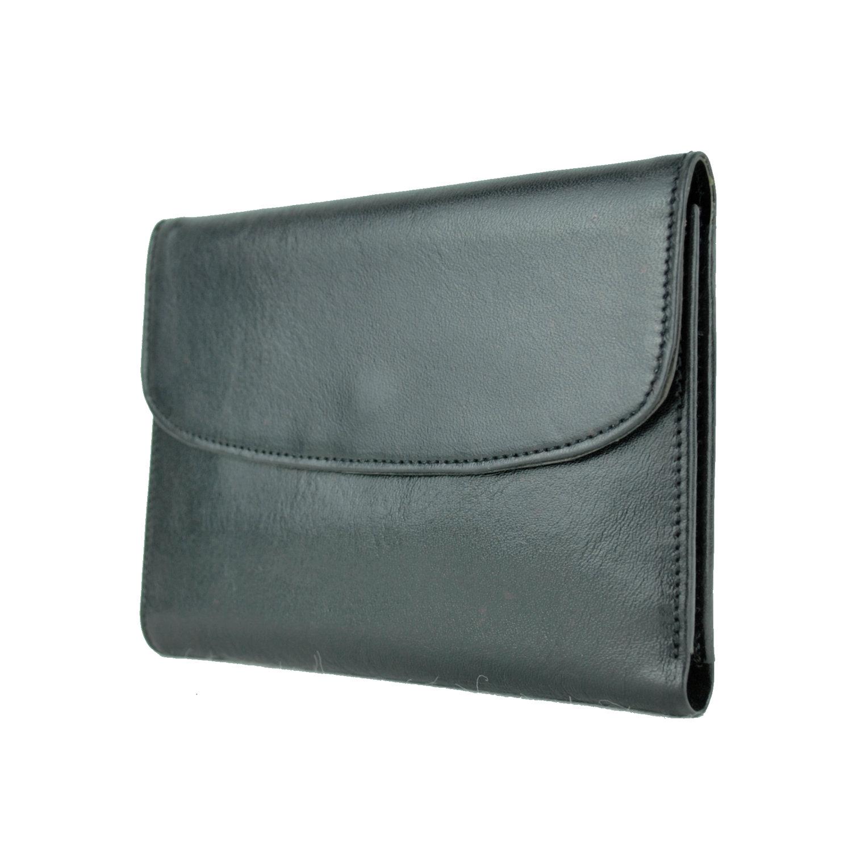 Dámska kožená peňaženka č.7945 v čiernej farbe f4b8251df01