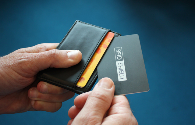 RFID puzdra, RFID penazenky