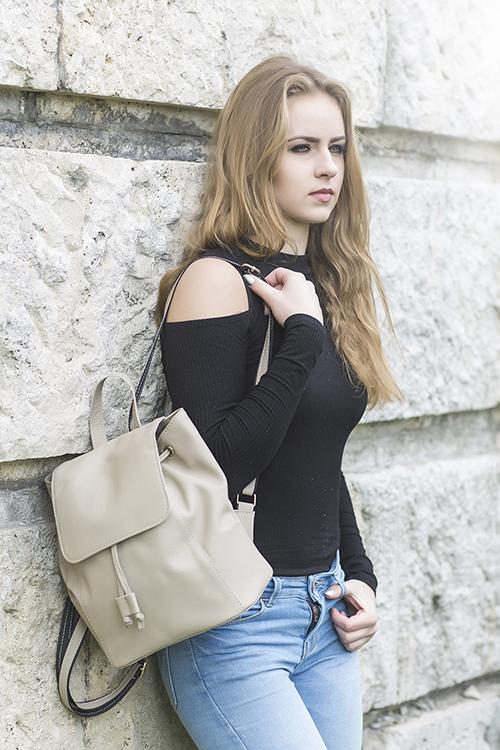 kozena kalanteria, ruksaky, damske batohy